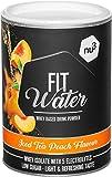 nu3 Protein Water 300 g – Agua con proteína sabor té helado de melocotón – Bebida proteica hidratante con electrolitos – 21,7 g whey isolate – Sin lactosa y sin azúcar – Con calcio, magnesio & potasio