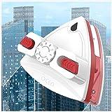 LXLTL Outils De Nettoyage D'essuie-Glace en Verre Dégrossis Réglable Magnétique Équipement De Nettoyage Brosse Outils D'essuie-Glace pour High-Rise Vitrage Épaisseur 5-35Mm