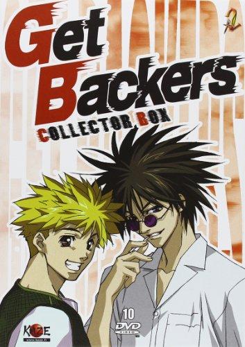Get Backers, Vol. 1 (OmU) (Collector's Box inkl. Sammelschuber und T-Shirt) (2 DVDs)