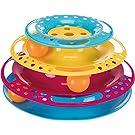 """Trixie 41345 - Torre di gioco """"Catch the Balls"""", in plastica, ø 25 x 13 cm"""