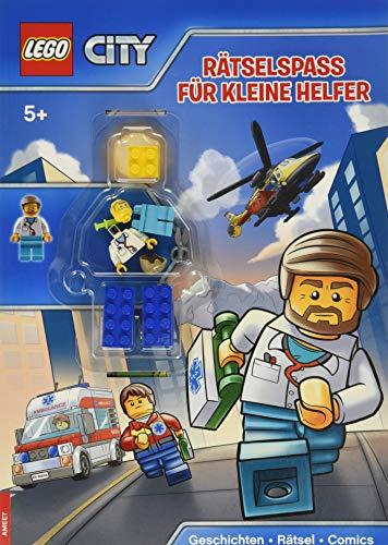LEGO® City Rätselspaß für kleine Helfer