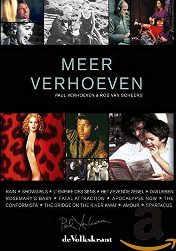 Meer Verhoeven 15-DVD Boxset ( Rear Window / The Bridge on the River Kwai / Rosemary's Baby / Psycho / Fatal Attraction / Spartacus / Apocalypse Now / The Wild [ Holländische Import ]
