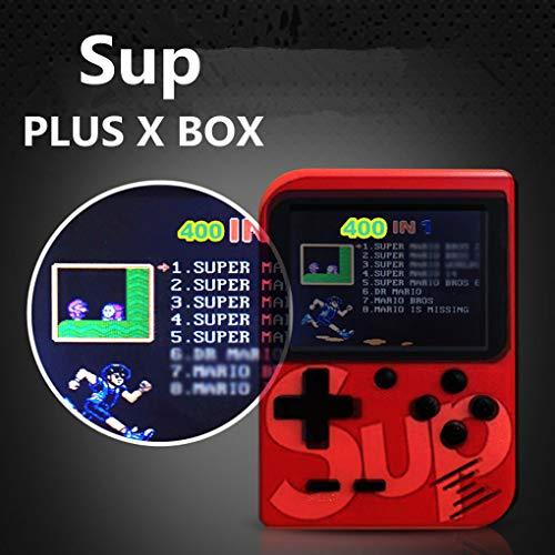 Plus Sup X G Ame Box 400 in 1 emulador de Consola Retro g Ame Classic G Ames