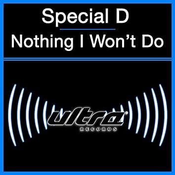 Nothing I Won't Do