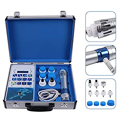 Laser Pain Relief Therapy Device,Effective Shock Wave Shockwave Therapy Machine Function Pain Removal for Erectile Dysfunction&ED Treatment and Relieve Pain(Shipping from USA)