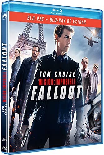 Misión Imposible 6: Fallout - BD + BD Extras [Blu-ray]