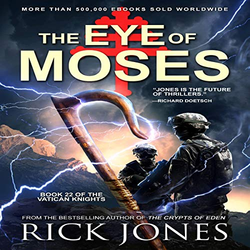 The Eye of Moses Audiobook By Rick Jones cover art