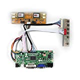 HDMI+VGA+DVI+Audio Input LCD Controller Board for M201EW02 M220EW01 20.1' 22' 1680x1050 4CCFL 30Pins LCD Panel