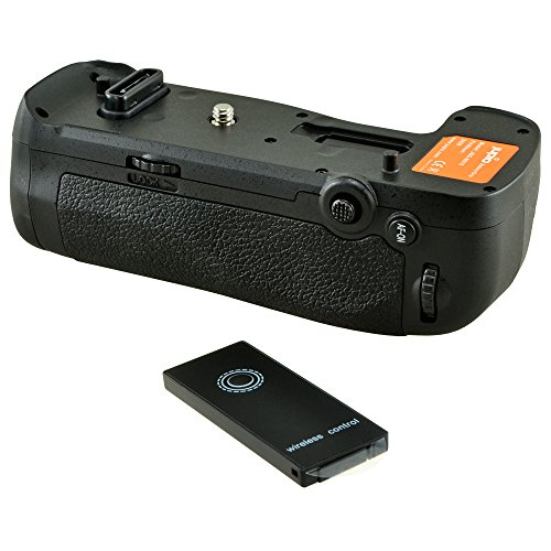 Jupio Battery Grip para Nikon D850 (MB de d18) y 2.4 GHz Negro
