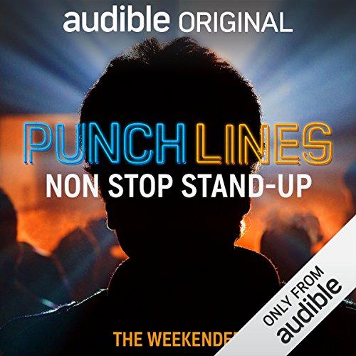 Ep. 5: The Weekender (Punchlines) audiobook cover art