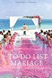TO DO LIST MARIAGE