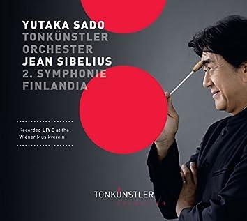 Sibelius: Symphony No. 2, Op. 43 & Finlandia, Op. 26