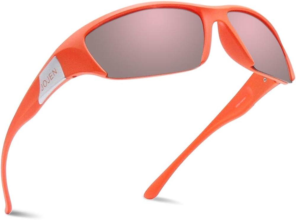 JOJEN Polarized Sports Super sale Sunglasses for Regular dealer Men Ultralight Tr90 Women