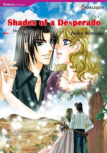 Shades of A Desperado: Harlequin comics (English Edition)