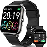 Smartwatch, Orologio Fitness Uomo Donna,Smart Watch con Contapassi Saturimetro (SpO2) Misuratore...