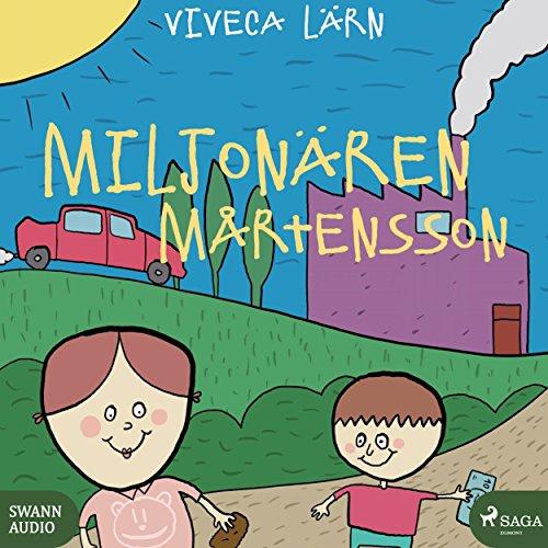 Couverture de Miljonären Mårtensson