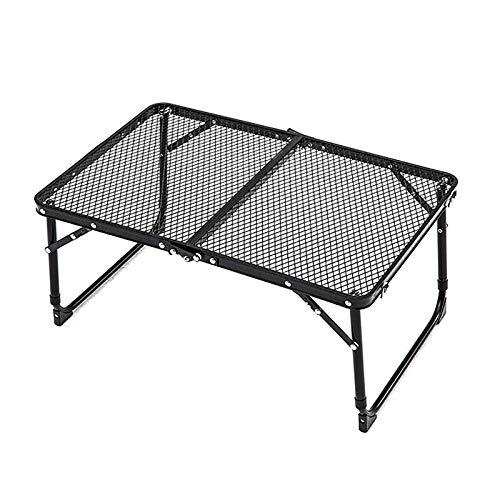 Camping Tisch Gartenmöbel Tragbare Klapp Camping Tisch Eisentisch Picknick Ultraleicht Klapp Garten Schreibtisch...