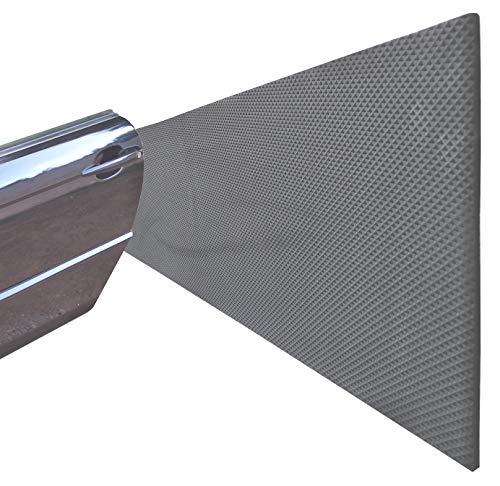 FLWP20020Bx2 Pare-chocs long pour murs de parking fabriqué à partir de caoutc...