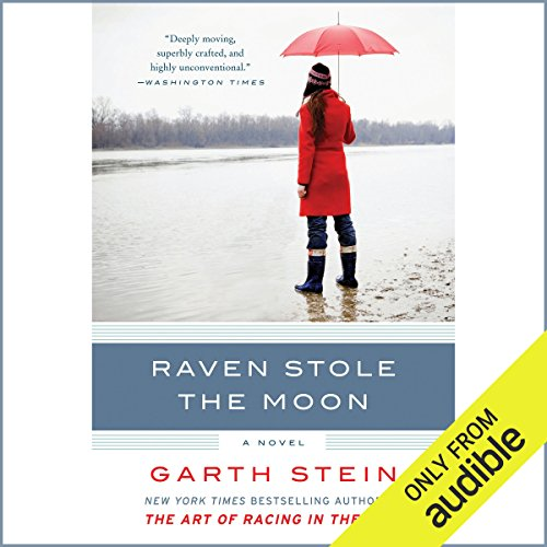 Raven Stole the Moon     A Novel              By:                                                                                                                                 Garth Stein                               Narrated by:                                                                                                                                 Jennifer Van Dyck                      Length: 12 hrs and 56 mins     1 rating     Overall 4.0