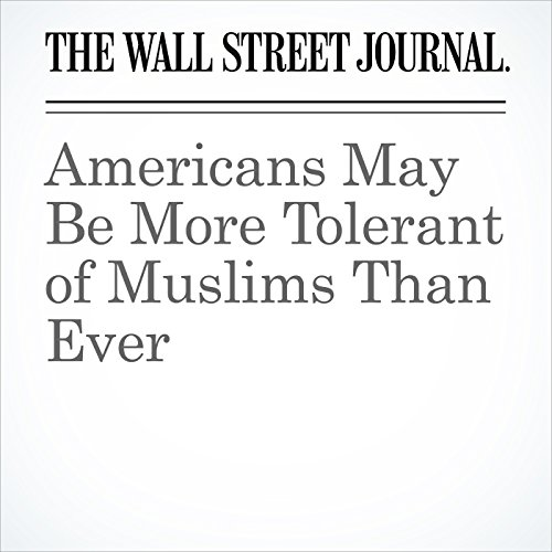 Americans May Be More Tolerant of Muslims Than Ever copertina
