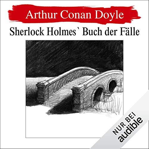 Sherlock Holmes' Buch der Fälle Titelbild