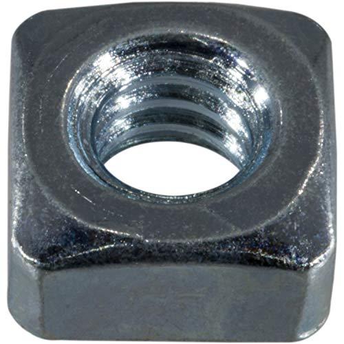 Hard-to-Find Fastener 014973314514 Coarse Square Nuts, 1/4-20, Piece-30