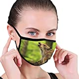 Waschbarer Mundschutz für Babys, staubdicht, wiederverwendbar, winddicht, für Outdoor, Skifahren, Radfahren, Camping, Laufen