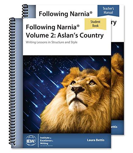 Following Narnia Volume 2: Aslan