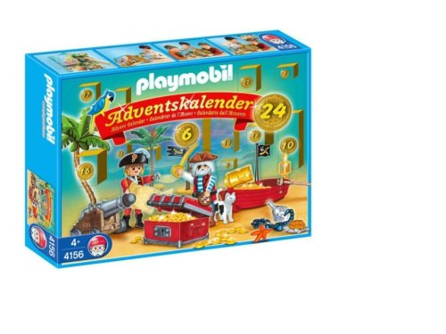 Playmobil 4156 - Adventskalender Piratenlagune