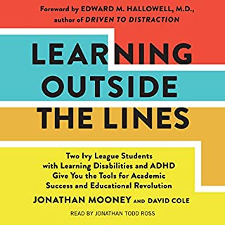 Learning Outside the Lines cover art
