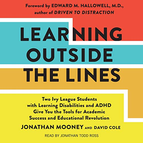 Page de couverture de Learning Outside the Lines