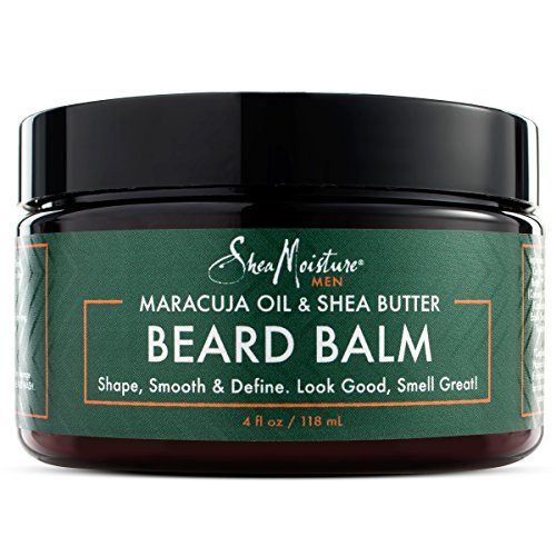Shea Moisture Maracuja Oil & Shea Butter Balsam Shape, sanft & definieren von For Men – 113 ml Balsam