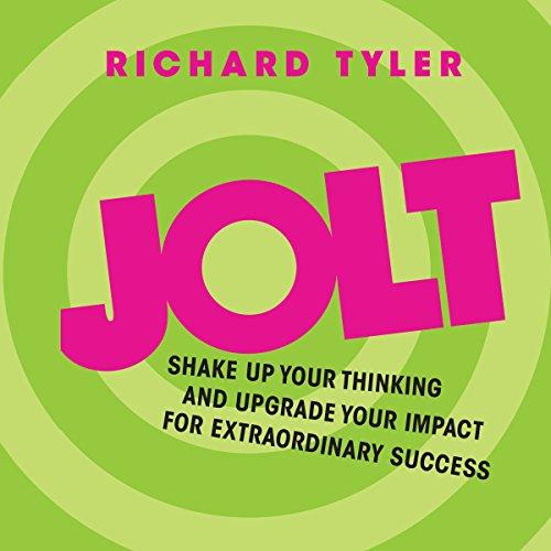 Jolt audiobook cover art