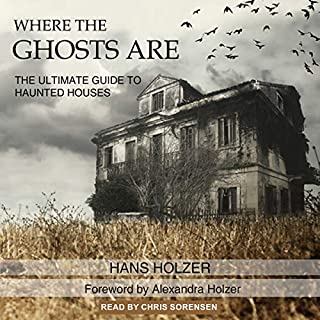 Where the Ghosts Are audiobook cover art
