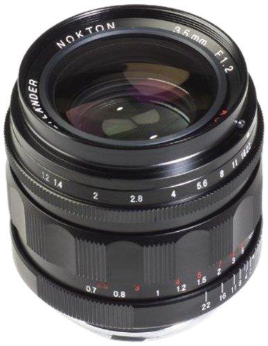 Voigtlander Nokton Asph II Lens 35mm / F1.2 Leica M Mount