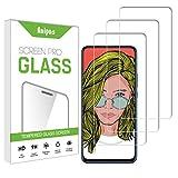 Anipns 3 Piezas Protector de Pantalla para Huawei P Smart Z/P Smart Pro, Vidrio Templado, Antiarañazos, Antihuellas, Sin Burbujas, Dureza 9H HD Film Cristal para Huawei P Smart Z/P Smart Pro