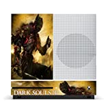Dark Souls 3 Game Skin for Xbox One S Slim Console