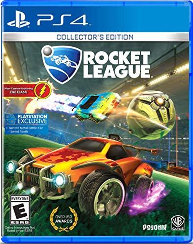 Warner Bros. Rocket League Collectors Edition PS4 USK: 6