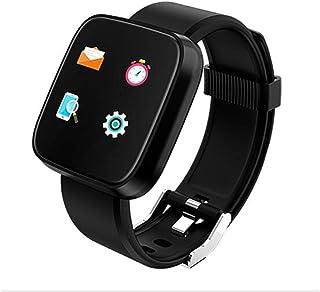 XNNDD Reloj Deportivo Inteligente Reloj Deportivo para Hombres y Mujeres Monitor de presión Arterial con Ritmo cardíaco Reloj Deportivo de Fitness