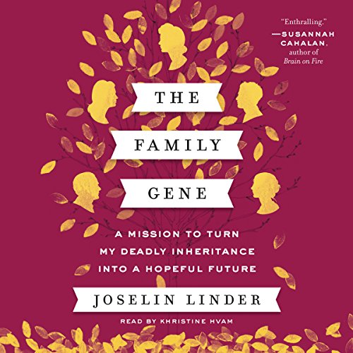 The Family Gene audiobook cover art