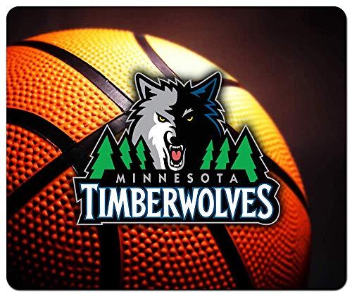 Timberwolves Basketball Große rechteckige Mauspad Mauspad Große Geschenkidee Minnesota