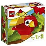 LEGO- Duplo Set Costruzioni Il Mio Primo Uccellino, 10852