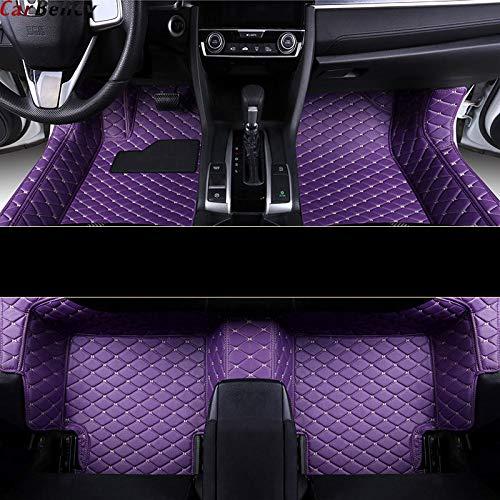 Piaobaige Auto Bodenmatte für Dodge Journey Kaliber Avenger Challenger Ladegerät Zubehör wasserdichte Teppich Teppiche