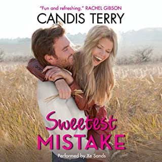 Sweetest Mistake audiobook cover art