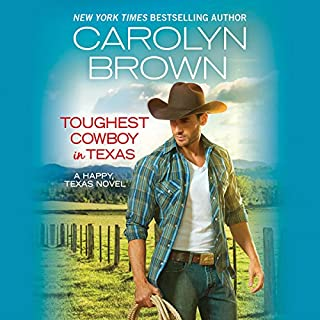 Toughest Cowboy in Texas cover art