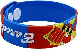 FC Barcelona Silicone Bracelet (Pwnage) by Ownage Pwnage