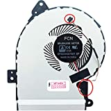 (Versión 2) Ventilador ventilador compatible con Asus VivoBook Max A541NA-GO180T, A541NA-GQ575T, A541NA-GQ262T, A541NA-GQ600T, A541SA-XX153D