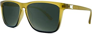 Knockaround Fast Lanes Wayfarer Unisex Sunglasses Green FLAV3087 53 17 142 mm