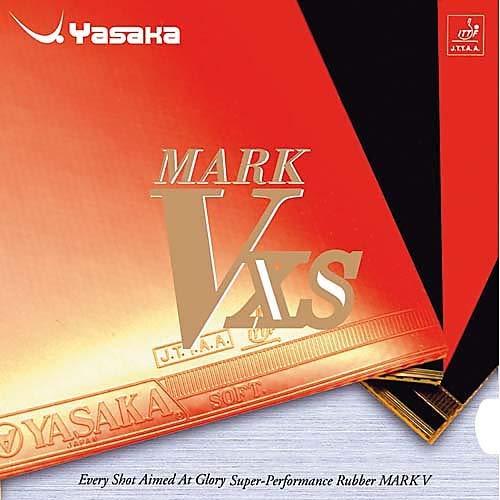 Yasaka Belag Mark V XS Optionen 2,3 mm, schwarz