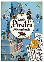 Mein Piraten-Stickerbuch: ueber 500 Sticker